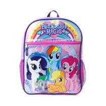 Mochila My Little Pony Amistad Es Magia Mochila