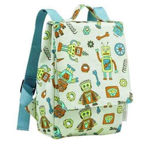 Mochila Sugarbooger Kiddie Play Back Pack, Robot Retro Robot