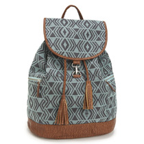 Aeropostale Mochila Southwest Backpack Acua, 100% Original