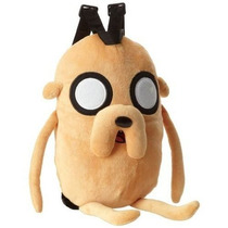 Mochila Adventure Time Jake Felpa