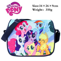Mochila My Little Pony Twilight Sparkle Rainbow Apple Jack