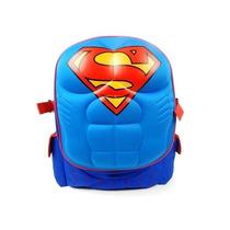 Mochila Superman -d Pecho Moldeado