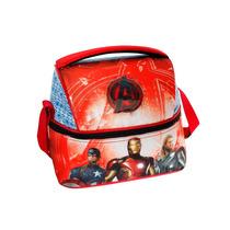 Lonchera Infantil Para Niño Marvel Avengers 2