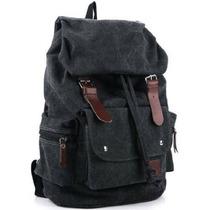 Mochila Am Landen®unisex High School Canvas Backpack School