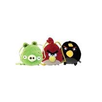 Mochila Angry Birds Mochila Dimensional - Pájaro Negro