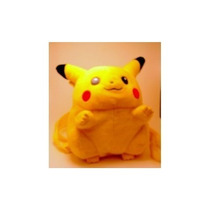 Mochila Pokemon Pikachu
