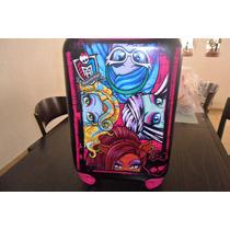 Mochila Maleta Monster High, Pequeña,mn4