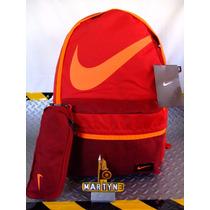 Mochila Nike Con Lapicera Desmontable Original Importada