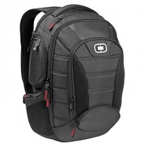 Mochila Backpack Ogio Bandit Ii Black, Charcoal Y Celebrity