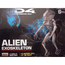 Id4 / Alien Dia Independencia Armar