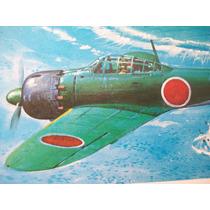 1/70 Modelismo A Escala Nichima Mitsubishi A6m5 Reisen B