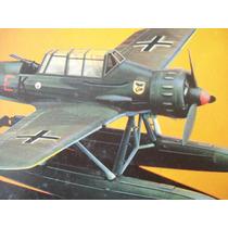 1/72 Modelismo A Escala Heller Arado Ar 196 A
