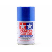Pintura Aerosol Ps 16 Metallic Blue / Azul 100 Ml Tamiya
