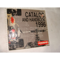Kyosho, Catalog And Handbook 1996, 203 Paginas