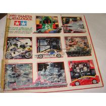 Tamiya Cataloge 1989, Le Faltan Unas Hojas