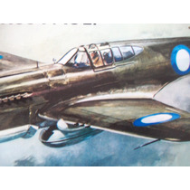 1/72 Modelismo A Escala Heller Curtiss P. 40 E. Set A