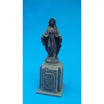 Modelismo Maqueta Estatua De Virgen Tipo Europea Escala 1/35