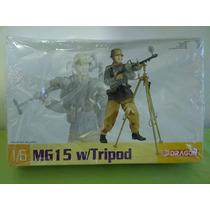 Ametralladora Anti-aerea Mg15 W/tripod Escala 1/6 Dragon