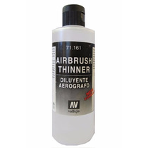 Diluyente Para Aerógrafo Thinner Acrilicos Vallejo 71161