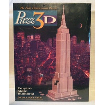 Edificio Para Armar Empire State 3d Puzz Enorme 902 Pzas