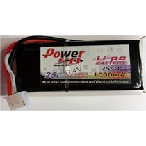 Bateria Lipo 7.4v, 1000 Mah, 2s-1p Robotica, Arduino