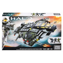 Tb Mega Bloks Halo Unsc Vulture Gunship