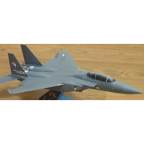 Avion Militar F-15k Slam Eagle Para Armar Papel Papercraft