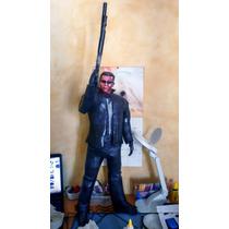 Terminator 2 (t-800) Para Armar En Papel