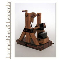 Martillo De Leonardo Da Vinci (modelos De Papel Para Armar)