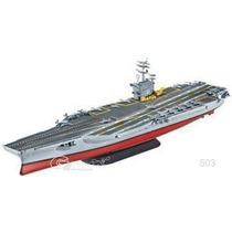 Barco Italeri Porta Aviones Uss Nimitz 1/720 Armar / Revell