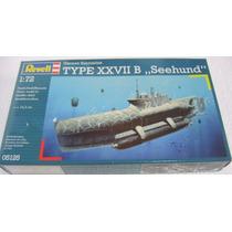 Submarino Alemán Seehund Esc.1/72 Revell Nuevo!