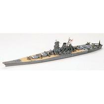 Tb Buque De Guerra Tamiya Models Battleship Yamato With Deta