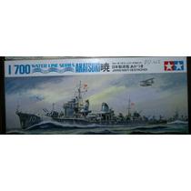 Barcos Militares Portaviones Y Destructores Escala 1/700