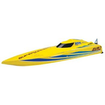 Lancha A Radio Control Aquacraft Supervee 27 Brushless Rtr