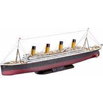 Barco Olympic, Modelo A Escala 1:700, Original De Revell