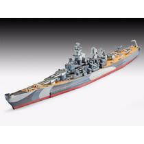 Barco De Guerra U.s.s. Missouri Para Armar 1:1200 De Revell