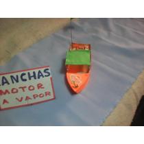 Lanchas Artesanales Con Motor A Vapor