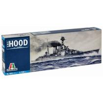 Barco Italeri H.m.s. Hood 1/720 Armar Y Pintar
