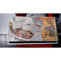 Barco De Madera Mayflower De C. Mamoli Escala 1:70