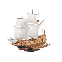 Modelo De Barco - Revell 1:450 Conjunto Galeón Español His