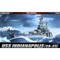 Uss Indianapolis Academy 1/350 Barco Militar A Escala