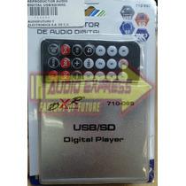Reproductor Audio Digital Usb/sd/mmc Control Dxr710095