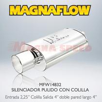 Silenciador Deportivo Con Colillas Magnaflow 14832 Op4