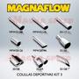 Colillas Deportivas Magnaflow Tips Set 3