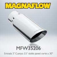 Colilla Escape Deportivo Magnaflow Tips 35206 Envio Gratis!!