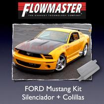 2 Silenciadores Flowmaster Para Mustang Envio Gratis