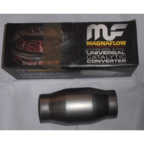 Magnaflow Catalizador Alto Flujo Spun Ideal Para Downpipes