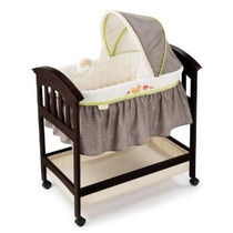 Summer Infant Classic Comfort Madera Cuna Fox And Friends Es
