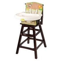 Summer Infant Classic Comfort Madera Trona Swingin