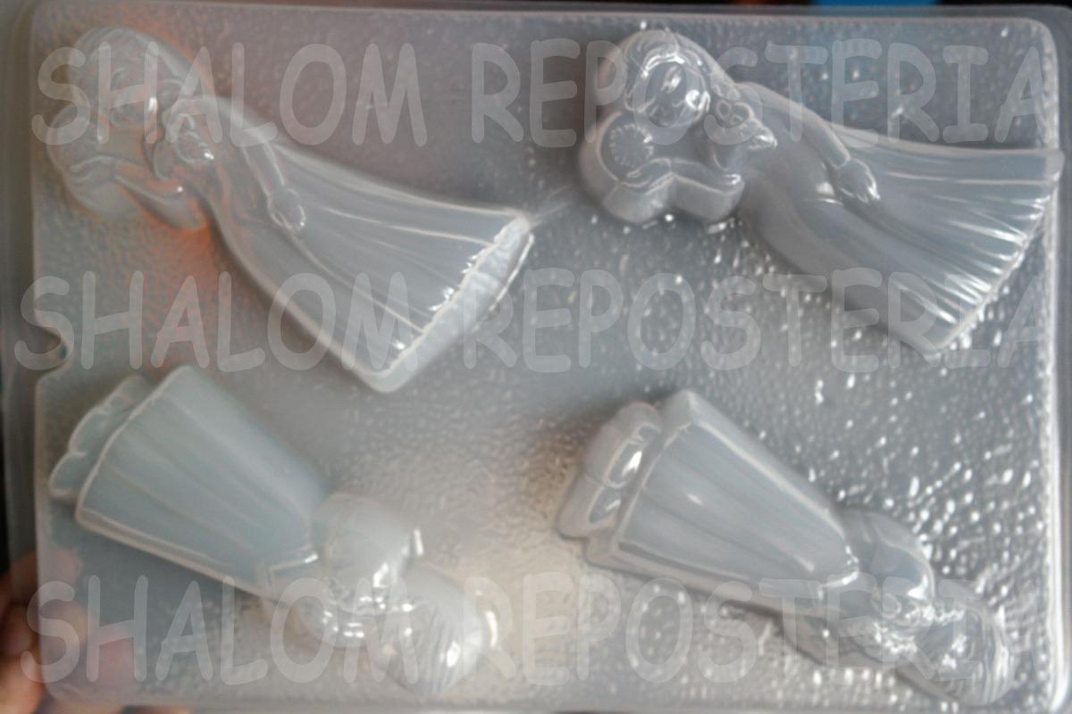Molde mediano para gelatinas gomitas elsa frozen princesa - Moldes para gelatina ...